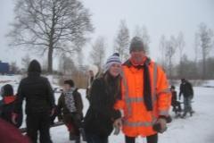 2010-01-09 Eline en Tonny ijsbaan de Bewwerskaamp 7