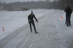 2010-01-09 Sfeer impressie ijsbaan de Bewwerskaamp 1