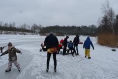 2010-01-09 Sfeer impressie ijsbaan de Bewwerskaamp 3