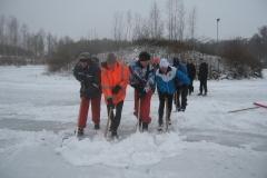 2010-01-10 Grote schoonmaak ijsbaan de Bewwerskaamp 14