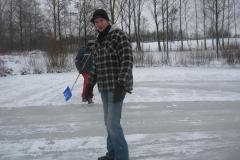 2010-01-10 Grote schoonmaak ijsbaan de Bewwerskaamp 15
